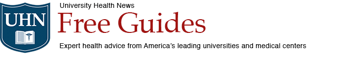 University Health News Logo