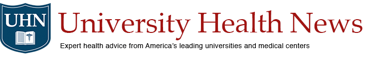 University Health News Logo