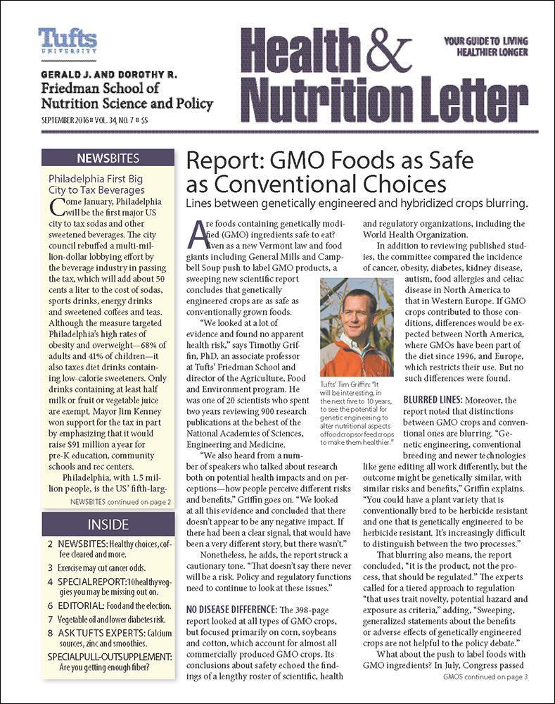 September 2016 - University Health News