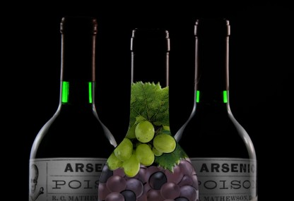 Arsenic in Wine is Cause for Concern
