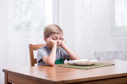 Depression and Anxiety in Children: Symptoms May Include Picky Eating Habits