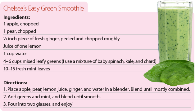 Looking for Easy Green Smoothie Recipes? This Simple How-To