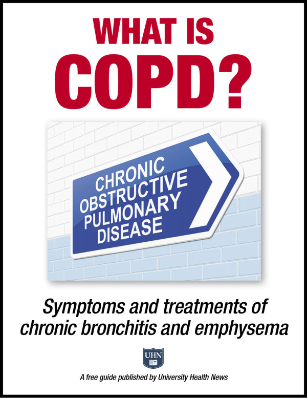 What Is COPD? Symptoms and treatments of chronic bronchitis and emphysema