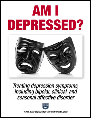 Am I Depressed? Treating depression symptoms, including bipolar, clinical, and seasonal affective disorder