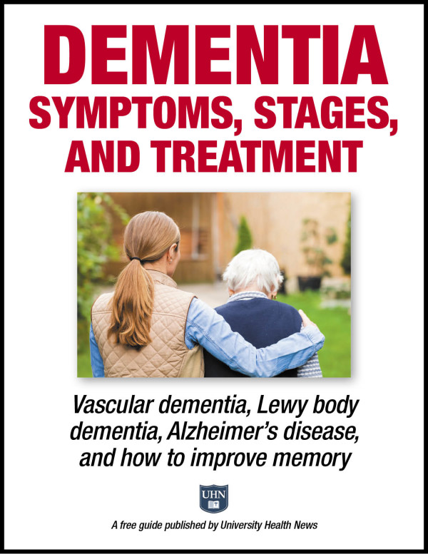 Dementia Symptoms, Stages, and Treatment: Vascular dementia, Lewy body dementia, Alzheimer's disease, and how to improve memory