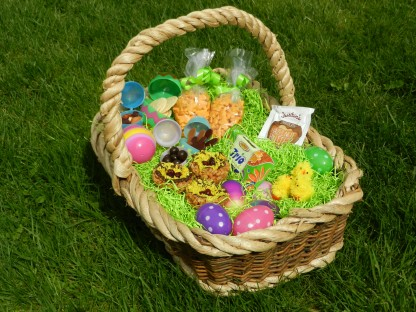 Healthy Easter Treats for Kids