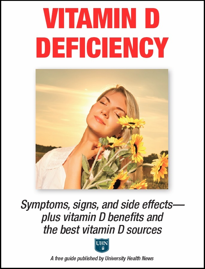 Vitamin D Deficiency: Symptoms, signs, and side effects—plus vitamin D sources, vitamin D recommendations, and vitamin D benefits