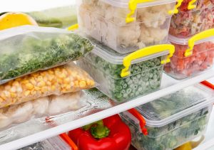 are frozen vegetables healthy