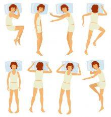 best sleep position