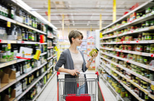 celiac disease diet -- grocery store shopping