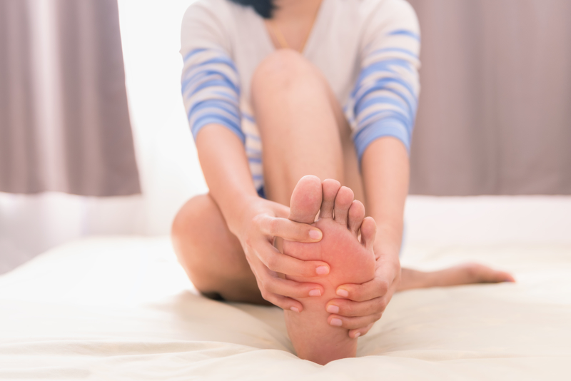 Ouch! Nocturnal Leg Cramps---and How to Stop Them