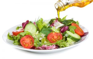 healthiest oil salad dressing