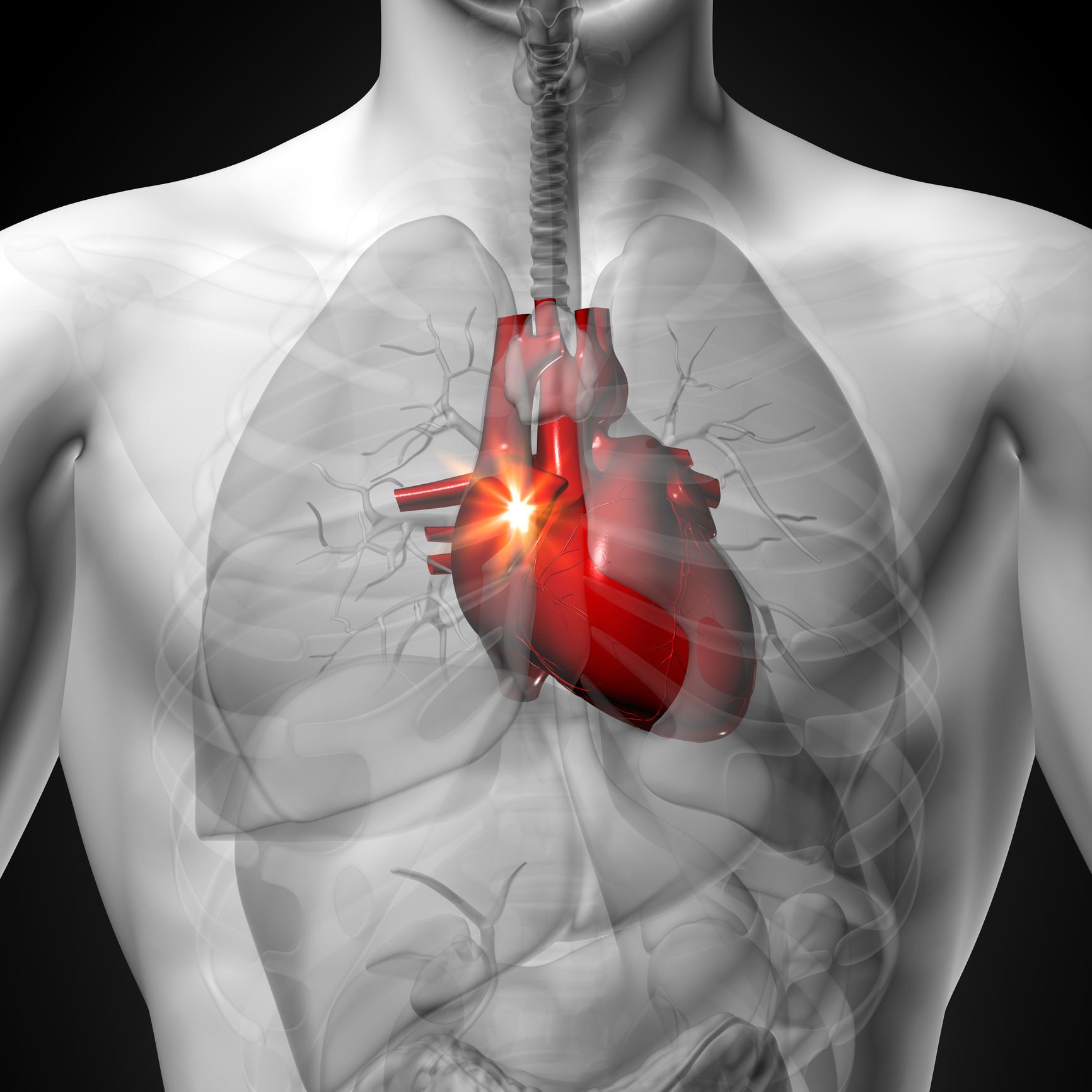 The 4 Heart Problem Symptoms You Shouldn't Ignore