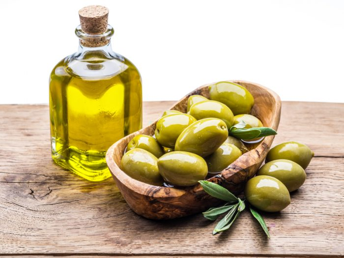 is olive oil healthy