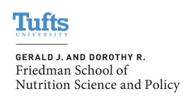 Tufts Friedman School of Nutrition Science and Policy Eat Well and Exercise logo