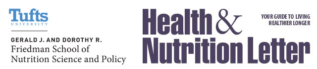 Tufts University's Health and Nutrition Letter (HNL) logo