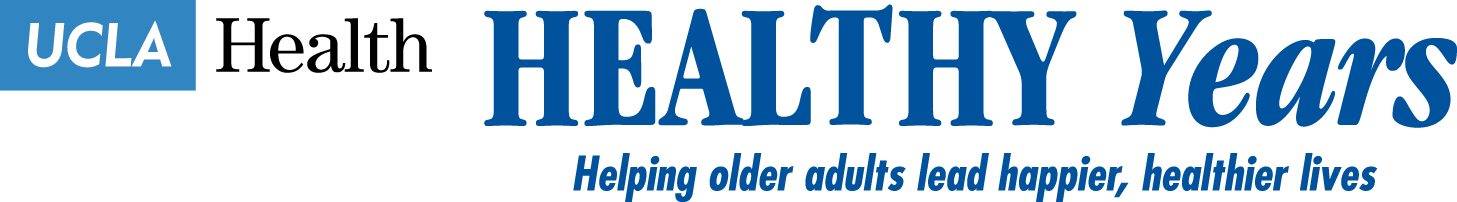 UCLA Health's Healthy Years (HY) logo