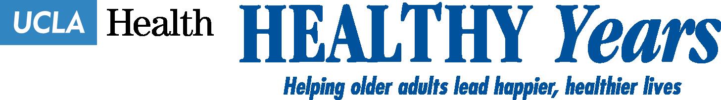 UCLA Health's Healthy Years (HY) logo