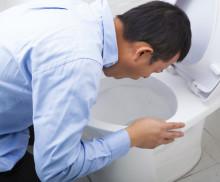 stomach flu vomiting