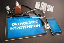 orthostatic hypotension