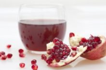 pomegranate juice benefits.