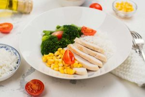 Portion Sizes Matter When It Comes to a Healthy Diet