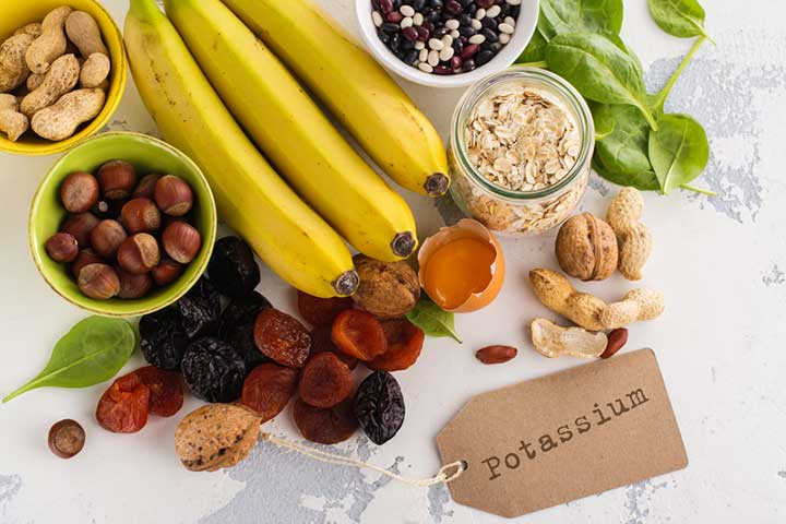 what benefit does potassium have in your diet