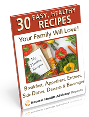 30 Easy, Healthy Recipes Your Family Will Love!