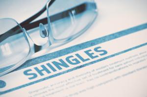 shingles pain