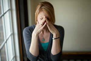 signs of anxiety in women