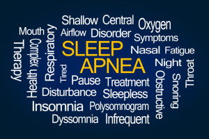 sleeping apnea
