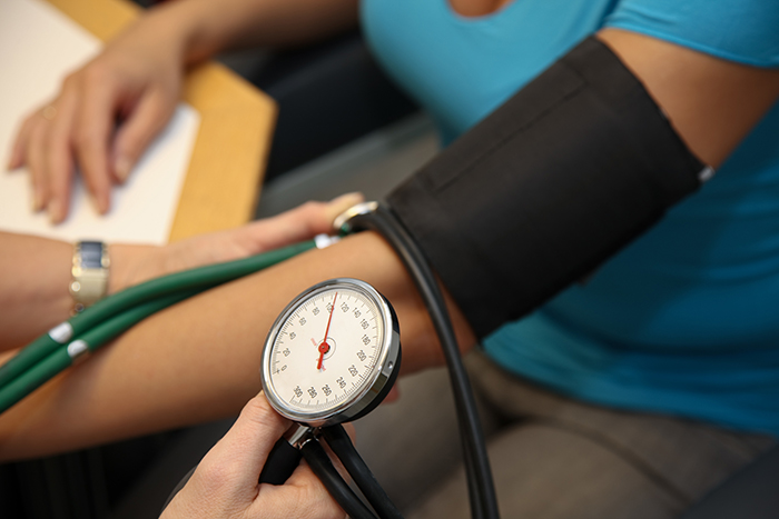 what causes hypertension