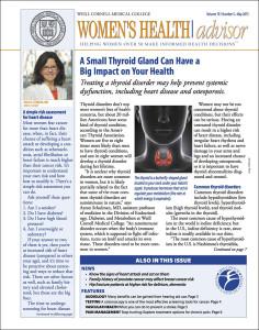 Women's Health Advisor: May 2015