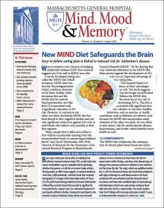 Mind, Mood & Memory: August 2015