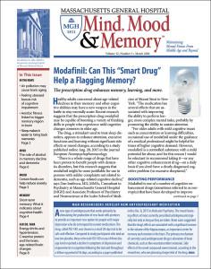 Mass General Mind, Mood, & Memory 2016-03