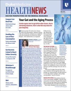 Duke Medicine Health News 2016-05