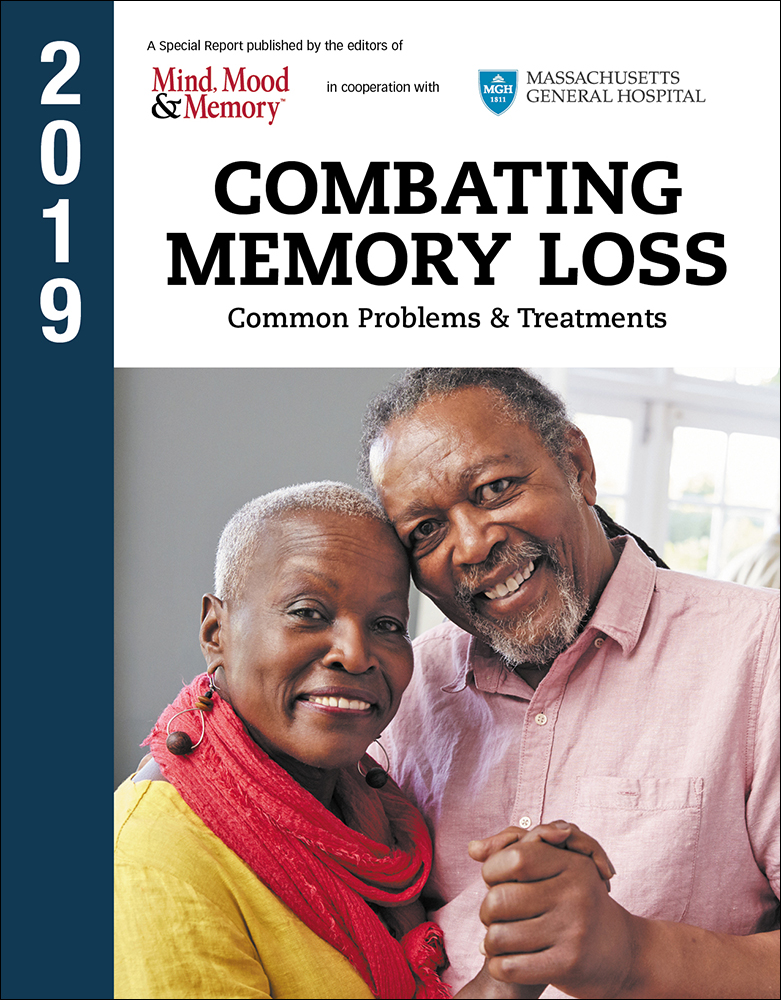 Massachusetts General Hospital Report on Combating Memory Loss