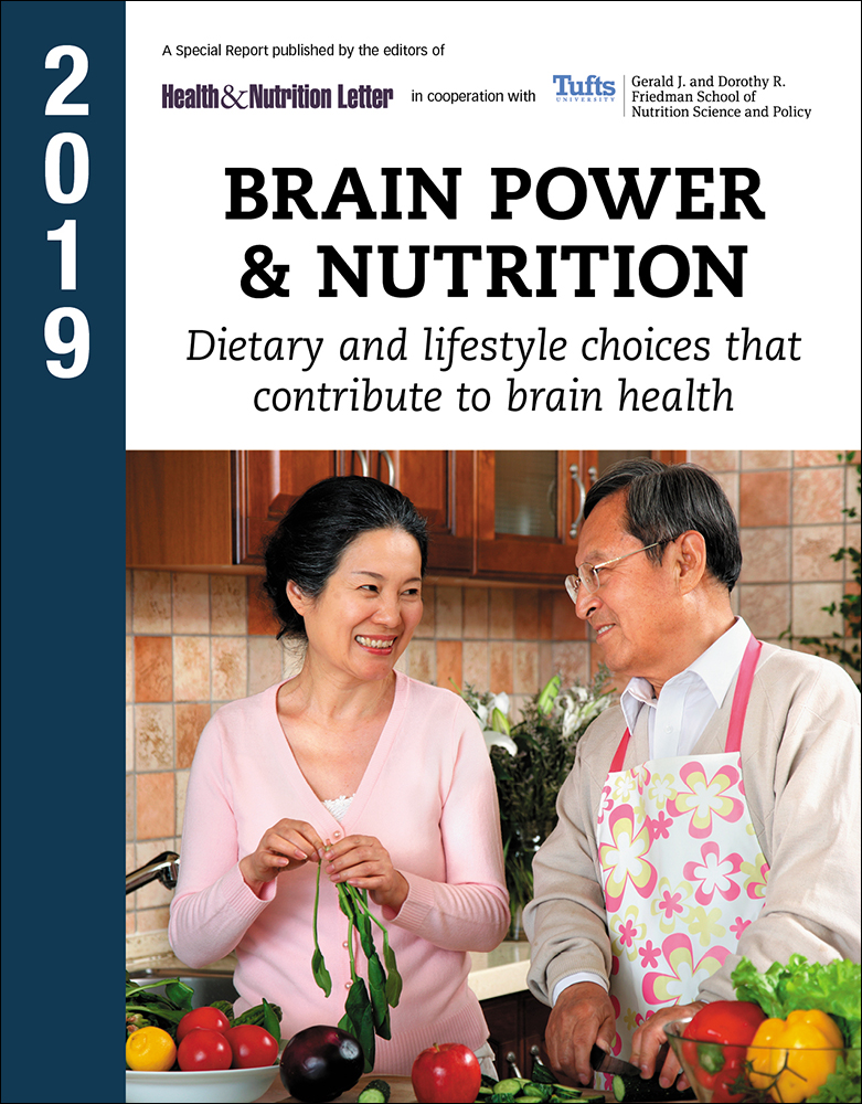 Tufts Friedman School of Nutrition Science and Policy Brain Power and Nutrition