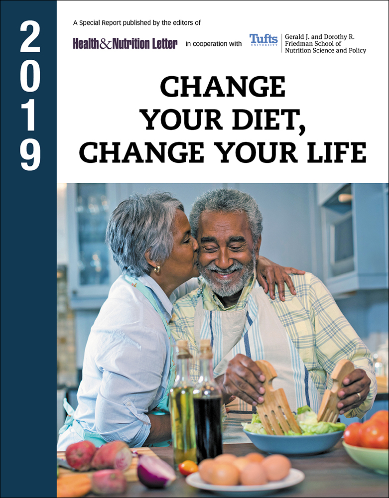 Tufts Friedman School of Nutrition Science and Policy Change your Diet; Change your Life