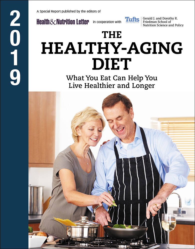 Tufts Friedman School of Nutrition Science and Policy The Healthy-Aging Diet