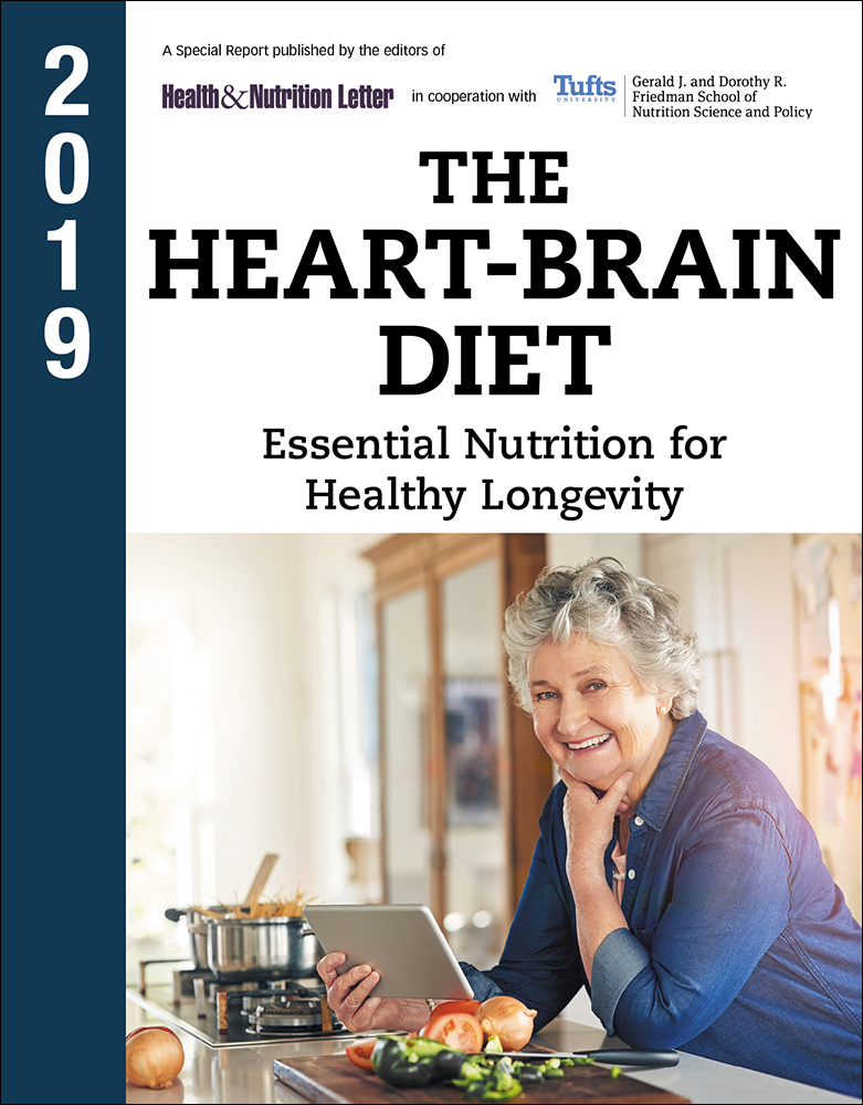 Tufts Friedman School of Nutrition Science and Policy Heart/Brain Diet