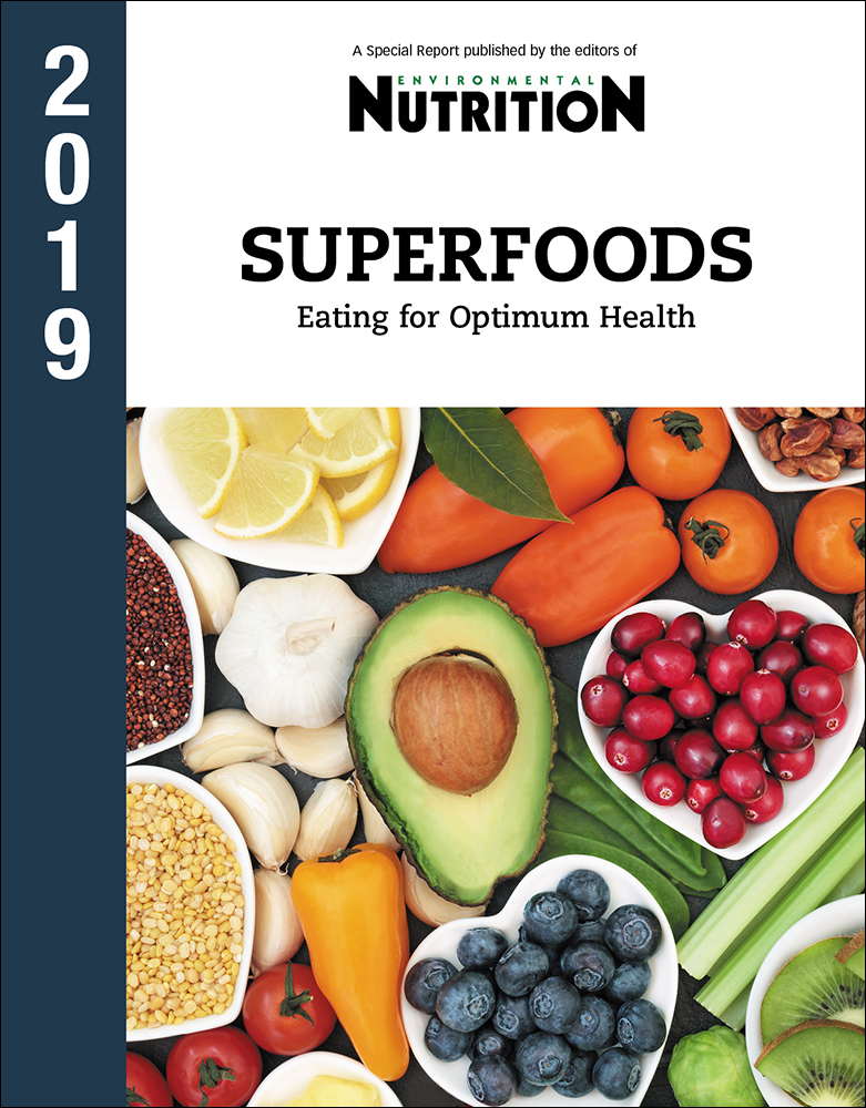 Superfoods from Environmental Nutrition