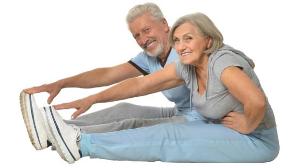 Senior citizen workouts