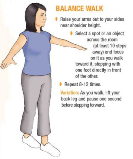 Isometric Exercises For Seniors: Balance Exercises For Elderly People: Everyday Routines To