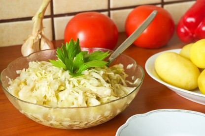 How to Make Sauerkraut: An Easy Homemade Sauerkraut Recipe with No Special Equipment