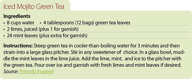 Recipe-for-Iced-Mojito-Green-Tea