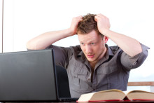 """Anxiety Symptoms in Men: Is """"Toughing It Out"""" the Answer?"""