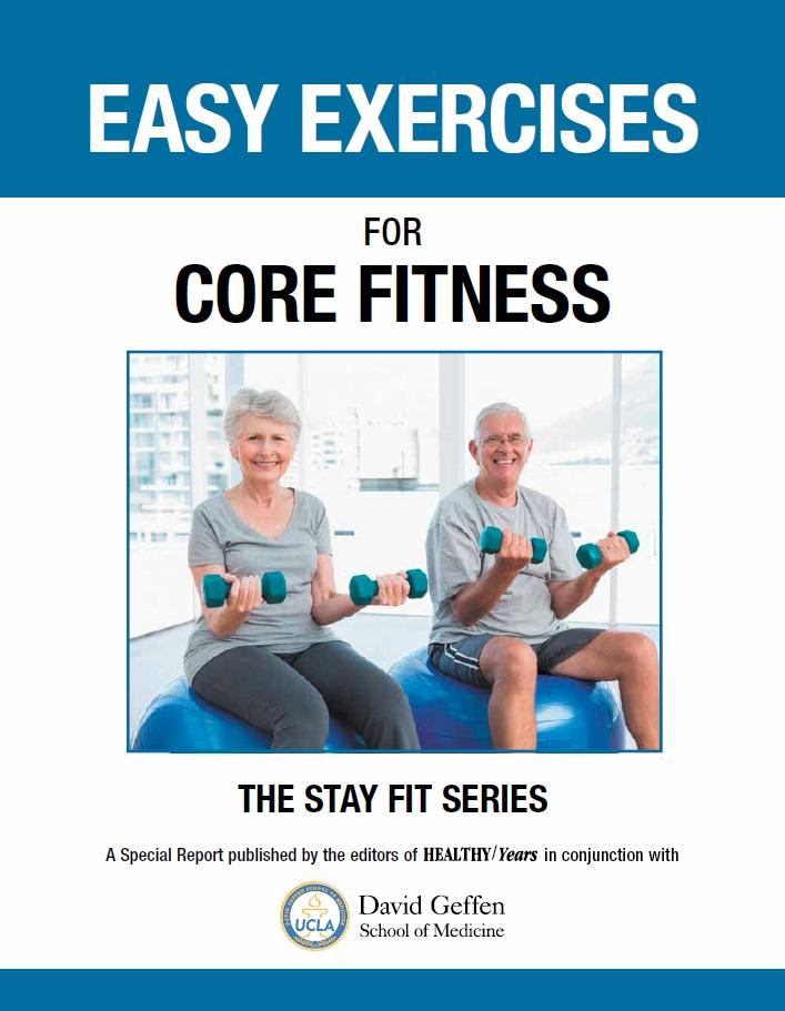 UCLA School of Medicine Core Fitness