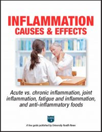 Inflammation Causes & Effects: Acute vs. chronic inflammation, joint inflammation, fatigue and inflammation, and anti-inflammatory foods