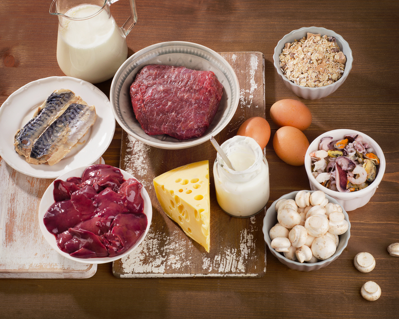 The Top B12 Foods For Every Diet University Health News